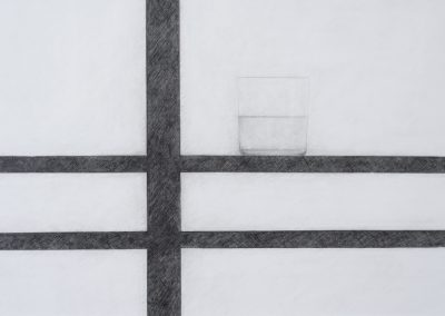 Drawing of Glass, 2014